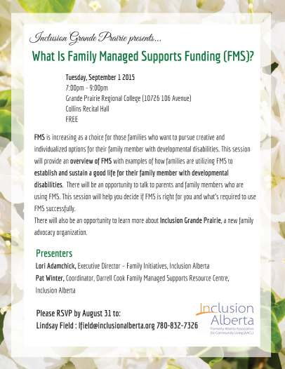 FMS Session Invitation