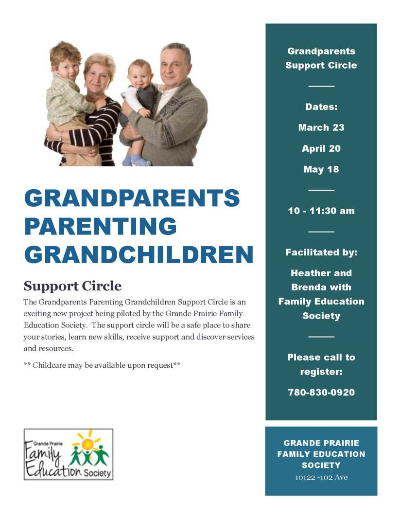 Grand Parents poster