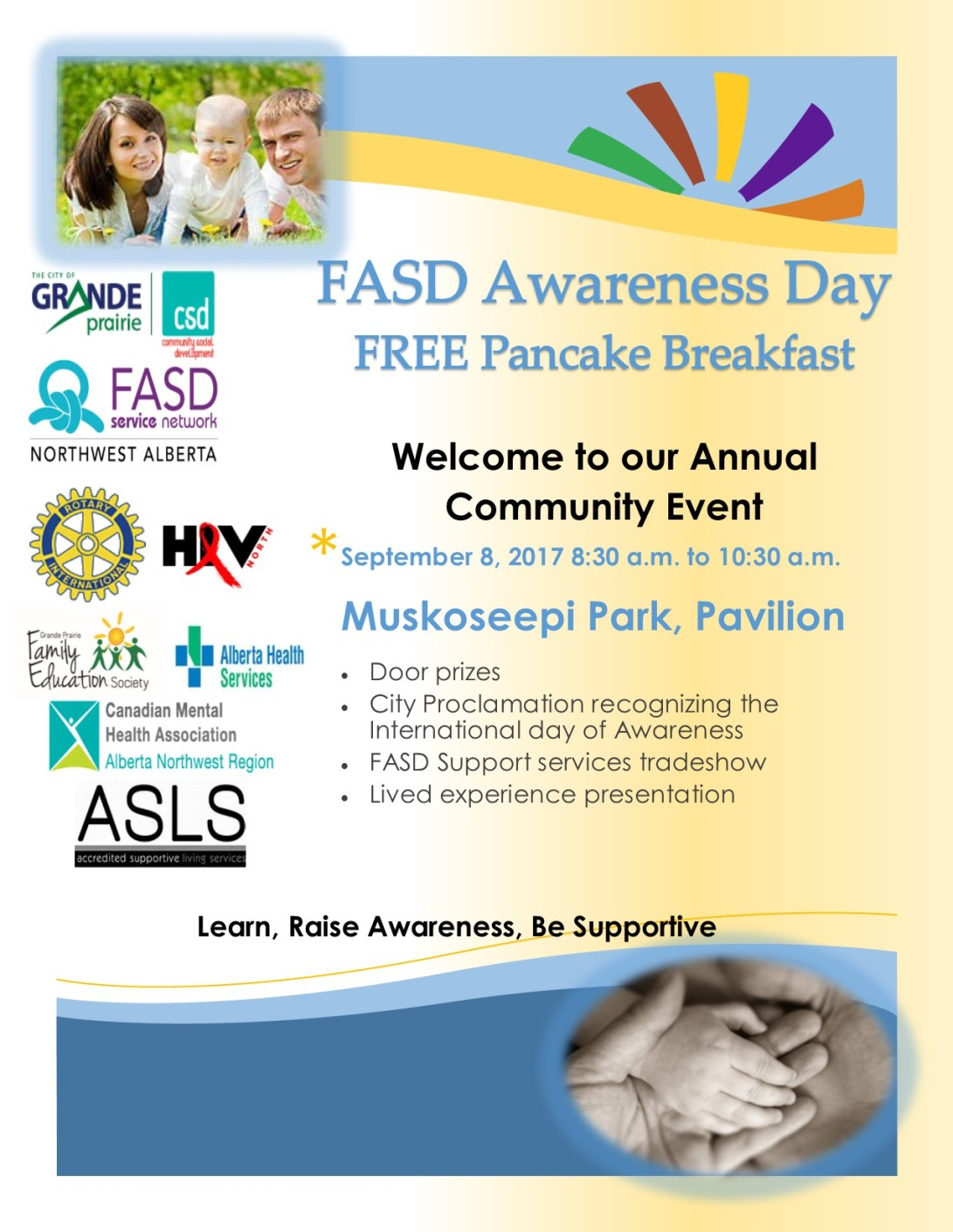 fasd day 2017 poster