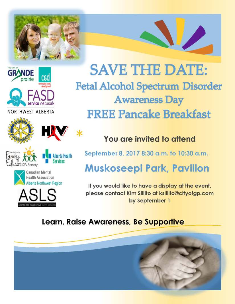 fasd day 2017 save the date