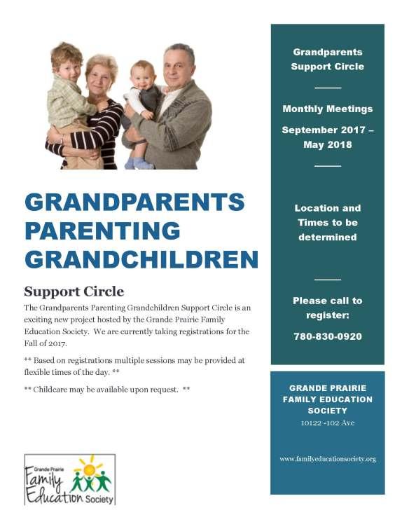 Grand Parents poster V2