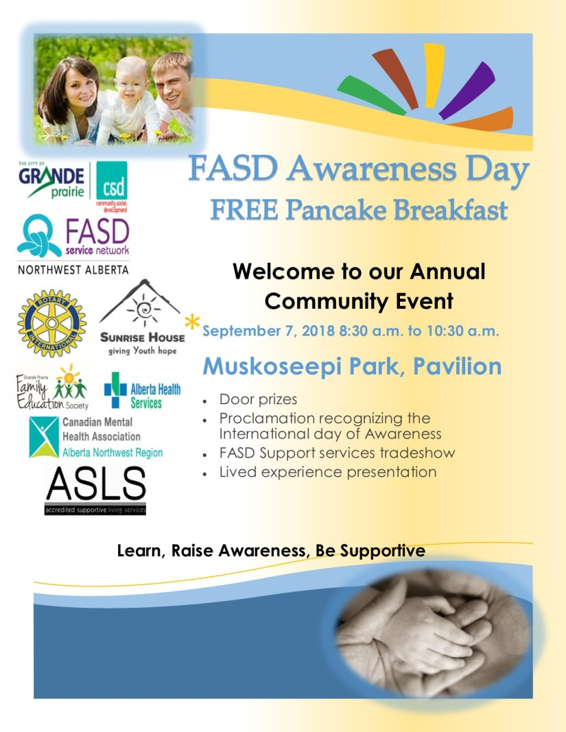 fasd day 2018 poster