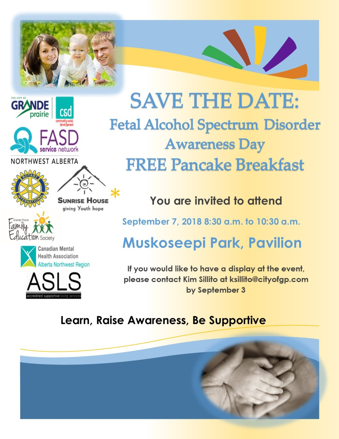 fasd day 2018 save the date