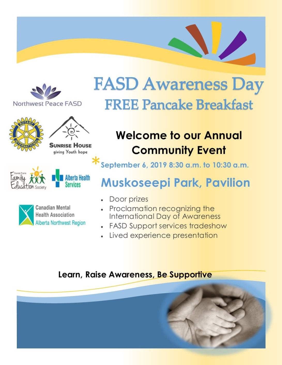 fasd day 2019 poster