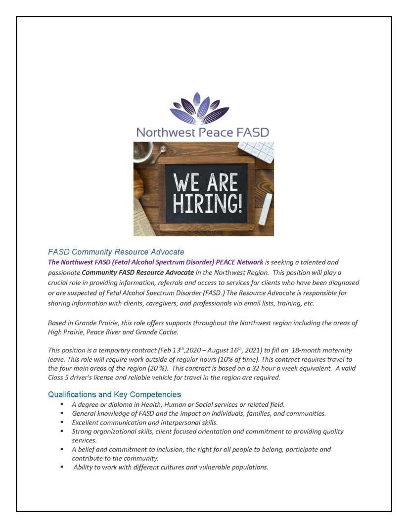 FASD Community Resource advocate Job Ad Dec 12_Page_1.jpg